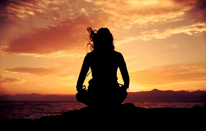 精神的な修行や癒しを行いながら過ごす
