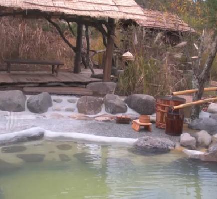 八ヶ岳縄文天然温泉 尖石の湯